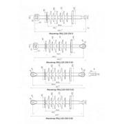Линейный изолятор ЛКЦ 120-150-5 фото