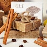 Натуральное мыло ручной работы (органическое, туалетное). фото