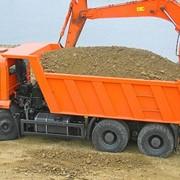 Прямые поставки песка. г. Киев фото