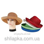 Шляпа плетеная 36/36-1 фото