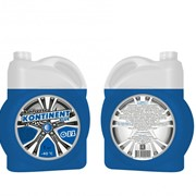 Антифриз синий G-11 1 кг / Antifreeze KONTINENT/Blue/G-11/1 кг фото