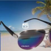 Очки солнцезащитные CRUISE21 фото