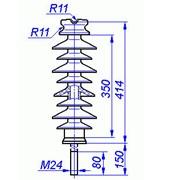 Изоляторы опорные, опорно-штыревые ОШСК 27,5-6 фото