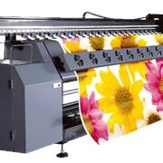 Широкоформатная печать на виниле, самоклеющихся пленках, перфорированной пленке фото