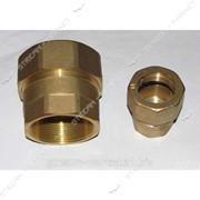 Врезка для трубы - 21mm x 1/2 В (типа GEBO) (бессварное соединение) №106005 фото