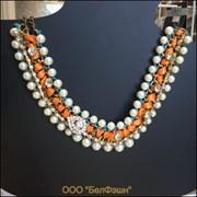 Ожерелья Loren с жемчугом, арт 312110379 фото