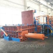 Пакетировочный пресс для металлолома Aupu Y81F-250A фото