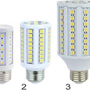 Лампы светодиодные и энергосберегающие для промышленного использования фото