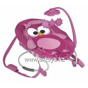 Шезлонг Bertoni Joy Pink Owl фото