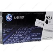 Услуга заправки картриджа НР LJ Q7553Х для лазерных принтеров фото