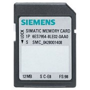 SIMATIC Memory Card 12 Мбайт 6ES7954-8LE02-0AA0 / 6ES7 954-8LE02-0AA0 / 6ES79548LE020AA0 фото