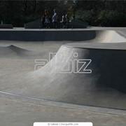 Устройство скейтпарков фото