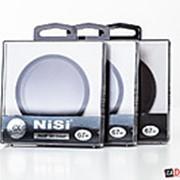 Светофильтр с градиентом NiSi DUS Ultra Slim PRO GC-GRAY 67mm 1014 фото