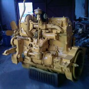 Капитальный ремонт двигателей д-180, смд, каматсу фото