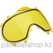Линза для масок I3 Жёлтая фото