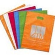 Изготовление пакетов майка, пакеты ПВДс печать, наносим логотип иркутск фото