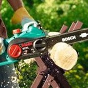 Пила цепная Bosch AKE фото
