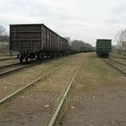 Отстой вагонов фото