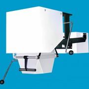 Дозаторы для жидких и вязких продуктов, полуавтоматический весовой дозатор ДСВМ рычажного типа фото