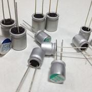Конденсатор электрический 3-х полюсный, для запуска компрессора кондиционера/фан мотора фото