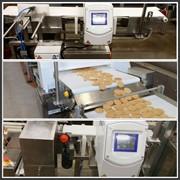 Металлодетектор для пищевой промышленности фото