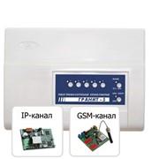 Объектовый прибор системы Лавина Гранит-5 (USB) с УК и IP-коммуникаторами фото