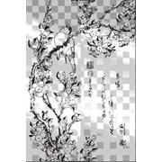 Обработка пескоструйная на 2 стекло артикул 102-05 фото