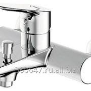 Смеситель для ванной Bravat короткий излив Drop DR0254 фото
