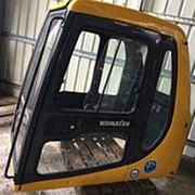 Кабина экскаватора Komatsu PC120-6 фото