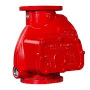 Узлы управления системами водного пожаротушения  фото