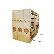 Стеллаж библиотечный серии СБМ фото