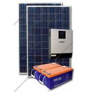 Солнечная электростанция СЭ-3000К-500П-400 фото