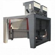 Сепаратор БСХ-200 машина для выделения из зерновой смеси крупных и лёгких примесей, производительность - предварительная очистка 200 тн/час, окончательная очистка 24 тн/час, а также для разделения смеси на крупную и мелкую фракции фото