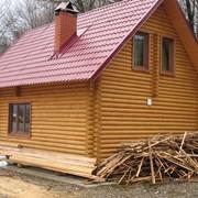 Бани из клееного бруса. Дома деревянные. Пиломатериалы. Украина фото