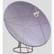 Антенна сегментная прямофокусная 2,4 м, Антенны спутникового телевидения фото