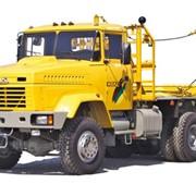 Лесовозный тягач КрАЗ-64372-050 фото