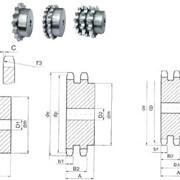 Изготовление Звездочек для приводных роликовых цепей фото
