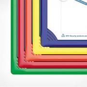INFOFRAME A4 рамка для перекидной системы, красный фото