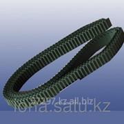 Гофро полоски МГ-18 550x10мм, 4 полосы Темно зеленый фото