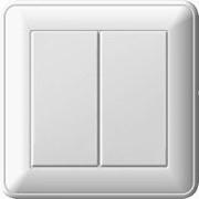 """Выключатель """"Вессен59"""" ВС516-252-18 с/у 2кл. /60/ фото"""