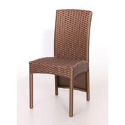 """Стул """"Лайт"""" искусственный ротанг. Мебель для пляжей и пансионатов, стулья из искусственного ротанга. фото"""