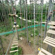 Изготовим веревочный парк, городок, лабиринт. фото