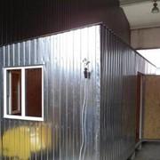 Бытовки, домики для строителей, вагончики купить (размер 3 х 2) фото