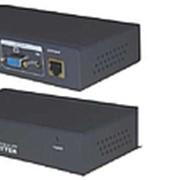 Удлинитель VGA и Audio по витой паре до 300м фото