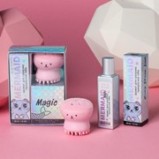 Подарочный набор: парфюм 30 мл и массажёр This is real Magic фото