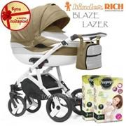 Детская коляска 2 в 1 Kinder Rich Blaze Lazer Mount (1102-0532) фото