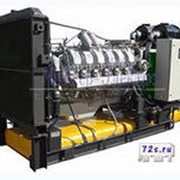 Дизельная электростанция АД-350 фото
