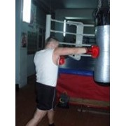 Персональный тренер, физическое развитие, подготовка самозащиты на улице фото