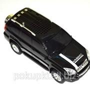 Машинка Toyota Land Cruiser Prado (колонка, плеер mp3, радио) фото