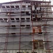 Возведение несущих и ограждающих конструкций зданий и сооружений фото